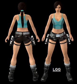 LGG Style LCGOL Main Outfit