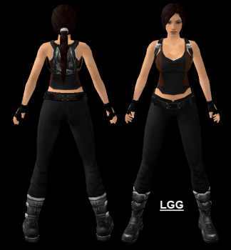 LGG Style TR Origins Outfit
