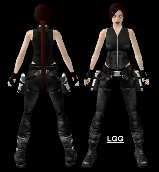 LGG Style TRU Doppelganger Outfit