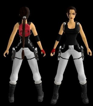 Mod Lara Croft: Faith Connors