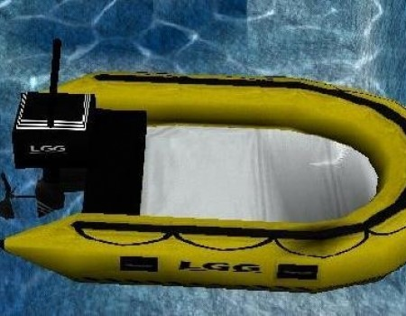 NEW RUBBER BOAT