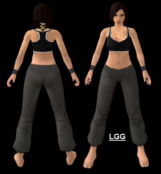 NG TR1 Home Outfit
