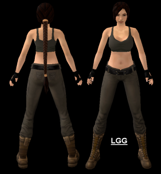 NG TR2 Home Outfit