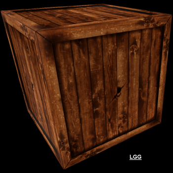NG TR2 Pushable Barchang Crate