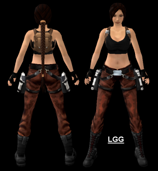 NG TR3 House Outfit