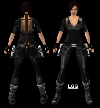 NG TR3 London Outfit