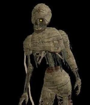 NG TR4 Mummy