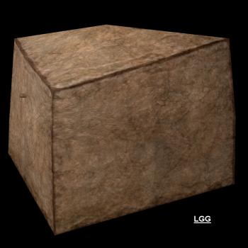 NG TR4 Pushable Stone Block