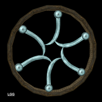 NG TR4 Ring Of Blades