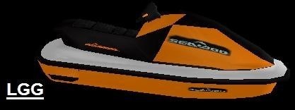Seadoo (orange)