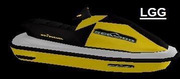 Seadoo (yellow)