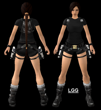 Tomb Raider Movie Black1 Outfit