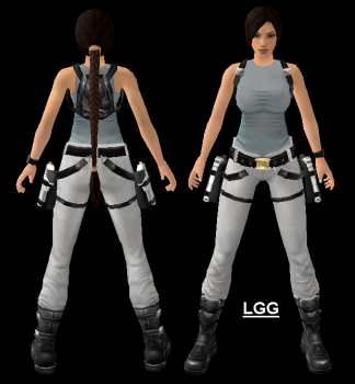 Tomb Raider Movie Siberia Outfit