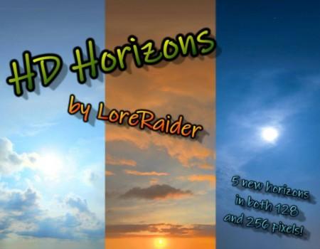 5 New HD Horizons