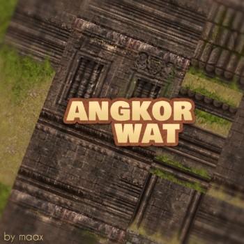 Angkor Wat - Texture Pack
