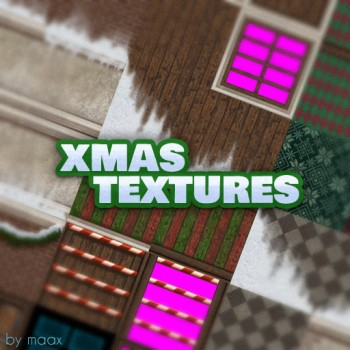 Christmas Town - Texture Pack