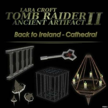 Objects Pack – Back to Ireland - Cathedral (AA2)