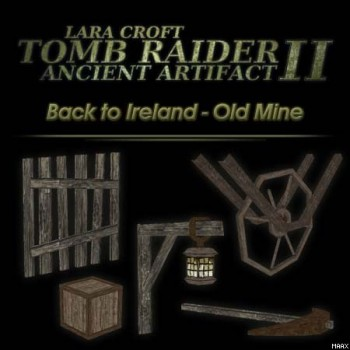Objects Pack – Back to Ireland - Old Mine (AA2)