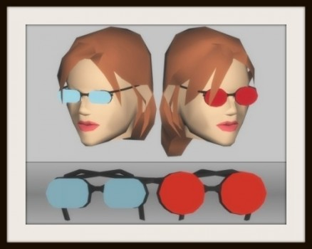 Tomb Raider - Glasses (FIXED VERSION)