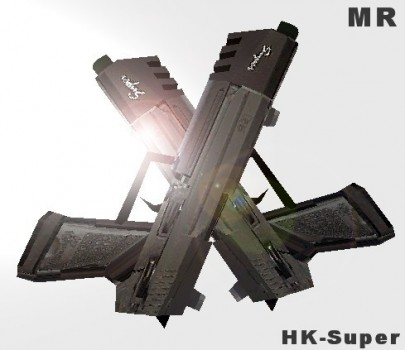 HK-Super Dual Pistols