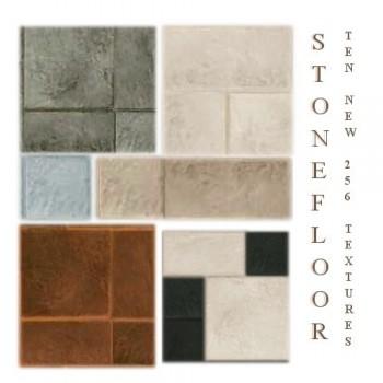 Stone Textures - 256x256