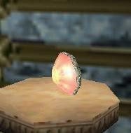 """The Sanctuary Of Flame (Fire Crystal) """"1 Of 4"""""""