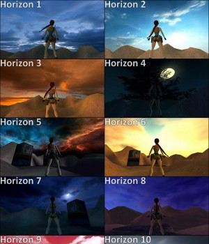 HD Horizon Set
