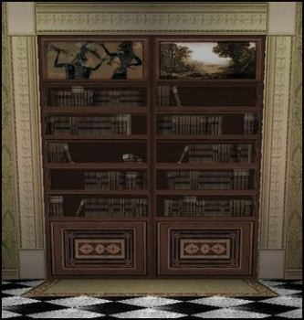 Legend Style Bookcase *Updated*