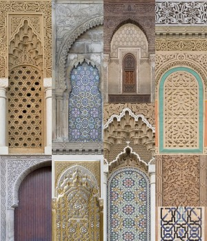 Moorish Texture Set