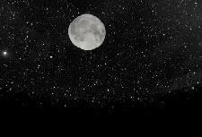 Star Night Horizon