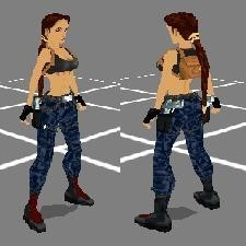 Tomb Raider 3 - Nevada Outfit Remake v1.1