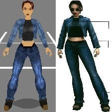Tomb Raider Angel of Darkness Casual