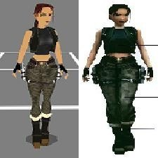 Tomb Raider Angel of Darkness Stealth