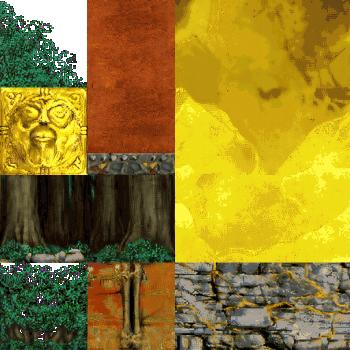 KINGDOM Textures 2x AI Upscaled