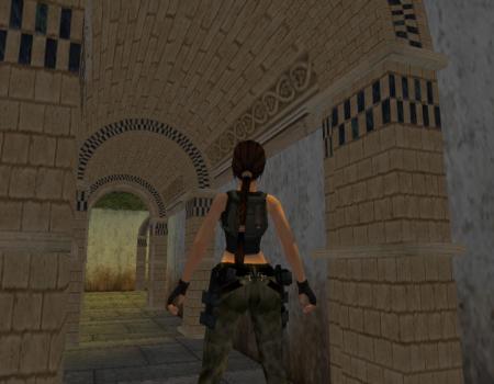 Tunnel & Archs - Unused from Dark City Pt. 2