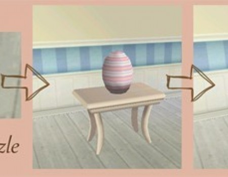 Easter-egg Puzzle