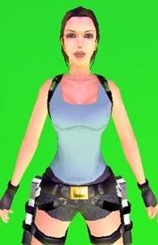 Adventure Lara Croft