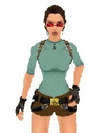 New Classic Lara Croft