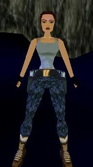 tomb raider 3 with jeans