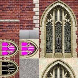 New Manor Bricks and Windows