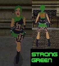 StrongGreen