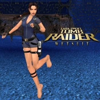 AoD Wetsuit Outfit in TRL Style