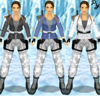 Base Outfit -color versions