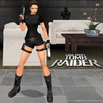 Dark Raider Outfit