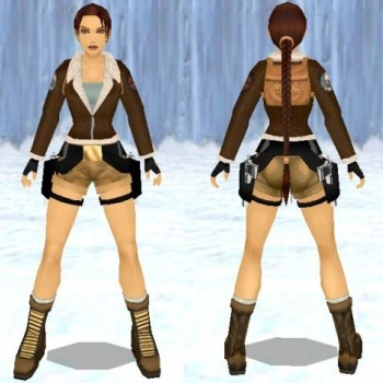 Tomb Raider II Tibet Outfit Remake