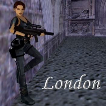Tomb Raider III London Outfit Remake