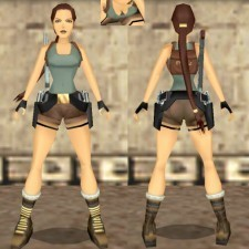 Tomb Raider IV  Outfit Remake