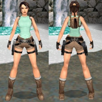 Tomb Raider VII Classic Outfit