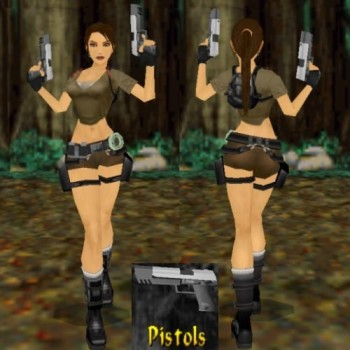 Tomb Raider VII Outfit Remake