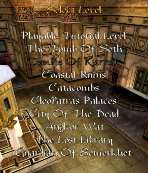 PRINCE OF PERSIA 3d FONT  (TsunamiMT)